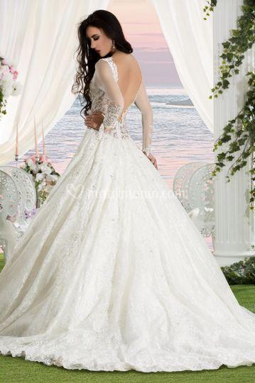 35ad387990cd Paola d onofrio alta moda abiti da sposa – Vestiti da cerimonia