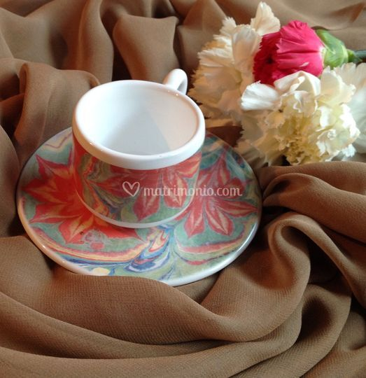 Tazzina caffè Ponza