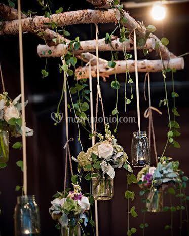 Floating vase,wedding