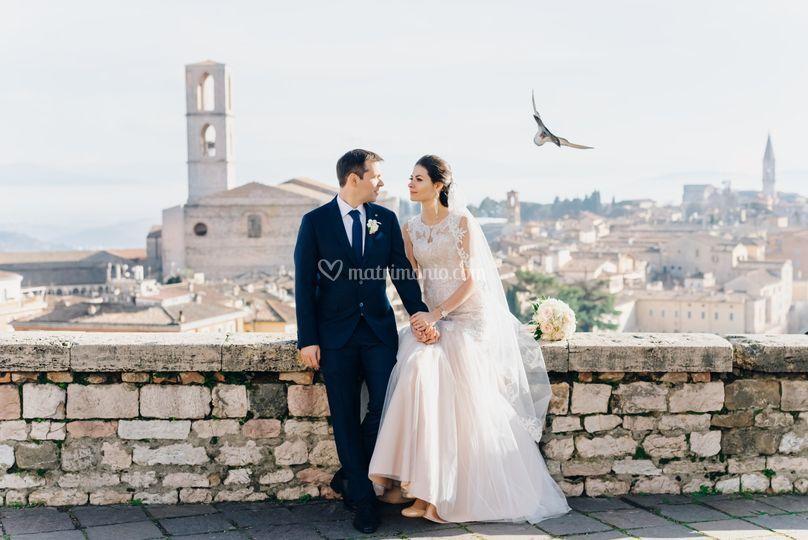 Matrimonio a perugia