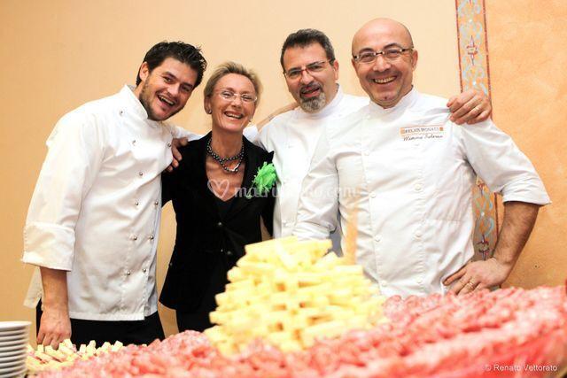 I migliori Chef e collaboratori
