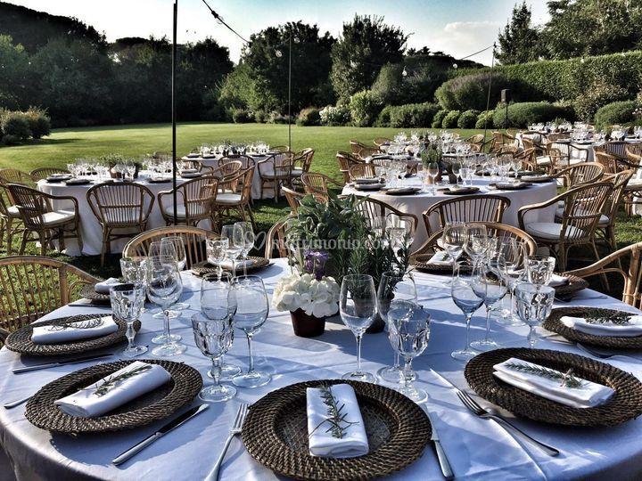 Wedding Oltre il giardino