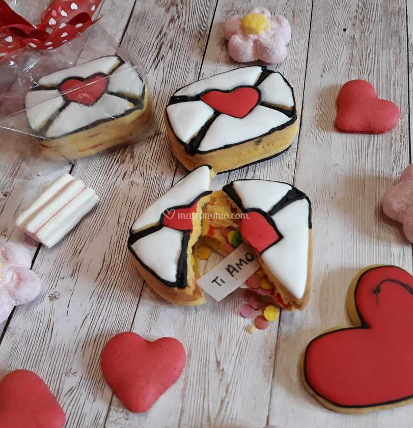 Bomboniere Matrimonio Pasta Di Zucchero.Bomboniere Idea Regalo Di Pasta Di Zucchero Lab Foto 11
