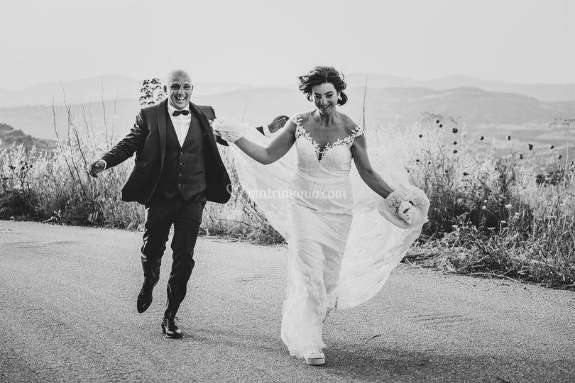 Wedding in Sicily, reportage