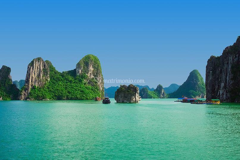 Baia di Halong Vietnam
