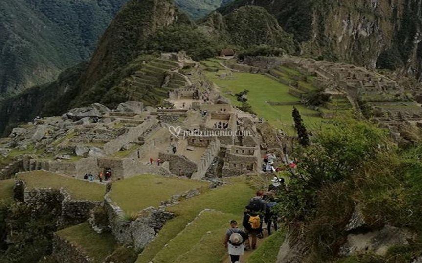 Machu Pichu Peru'