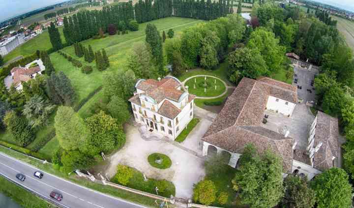 Villa Widmann Rezzonico Foscar