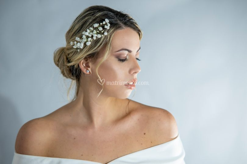 Makeup & hairstyle sposa