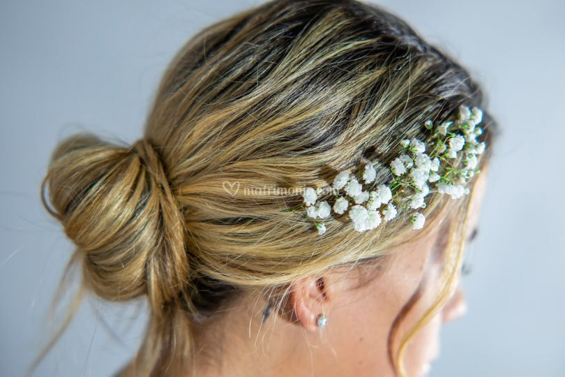 Hairstyle sposa