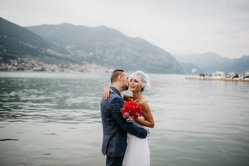 Iseo - couple session