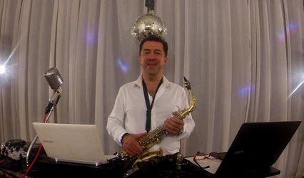 Giuseppe Norti Saxophonist - D.j. 1