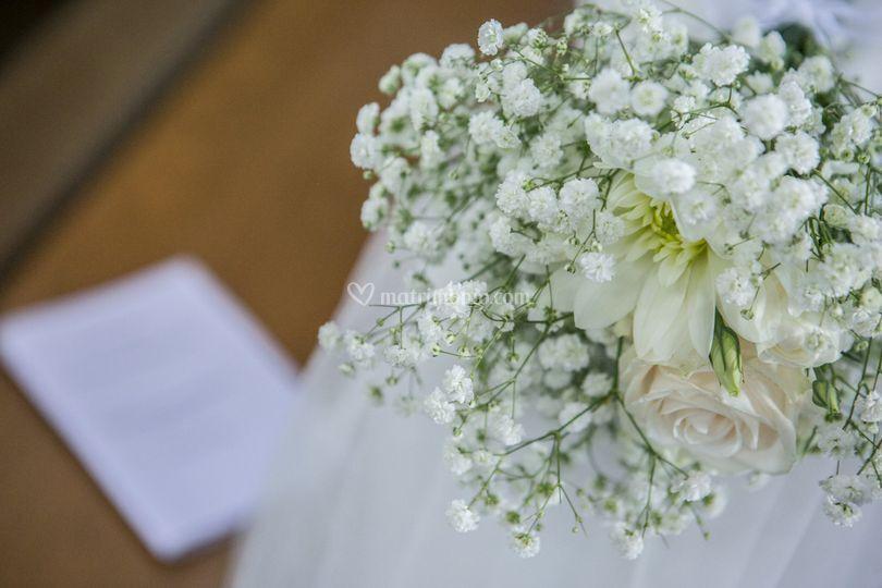 Bouquet panche