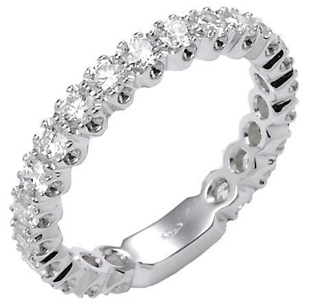 Anello - Giro di Diamanti