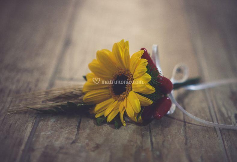Fiore al' occhiello