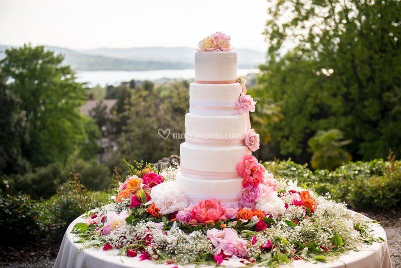 Wedding cake Lanzarotti1967