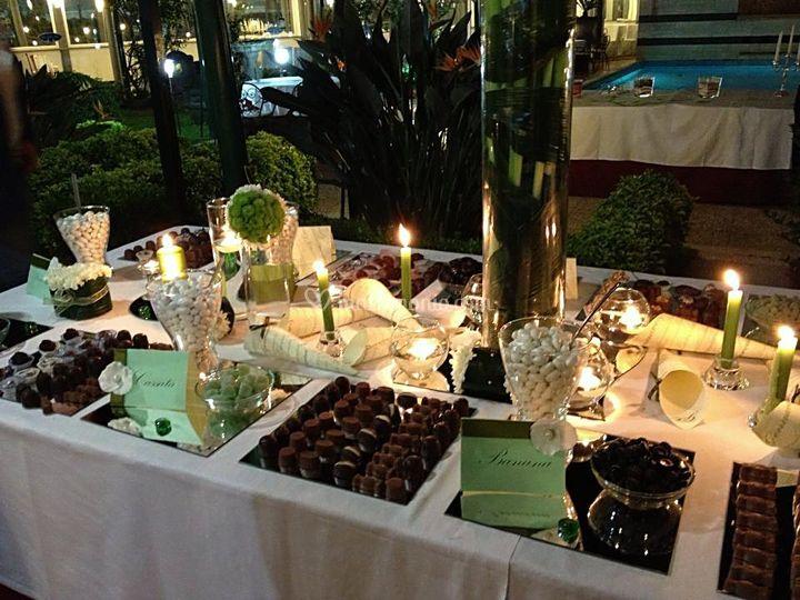 Buffet di Cioccolato
