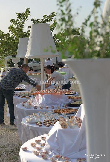 Villa Romana Catering