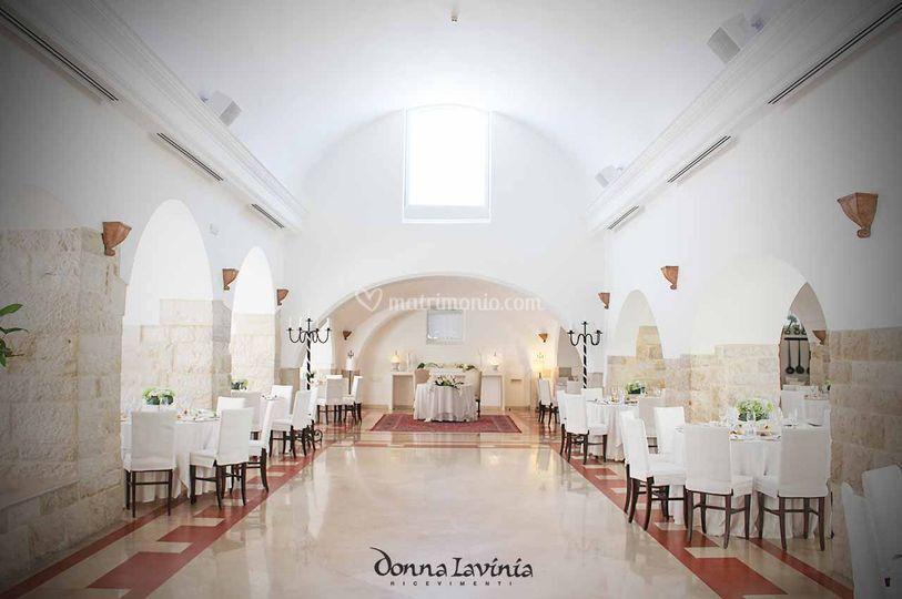 Sala Storica Donna Lavinia