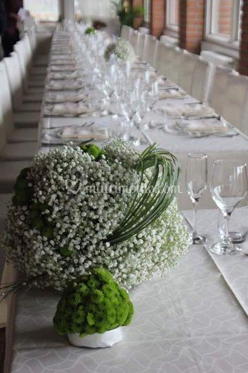 La tavola degli ospiti