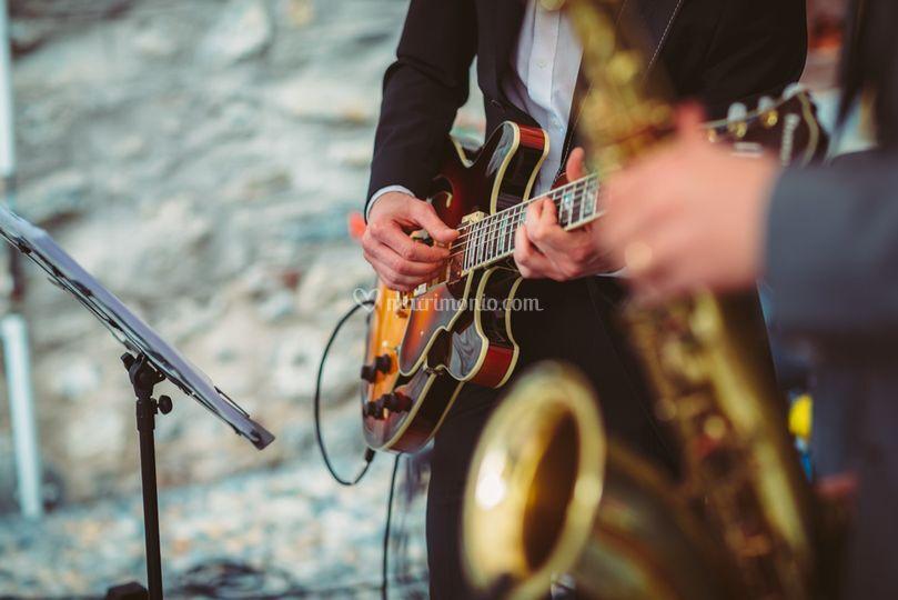 Guitar e sax