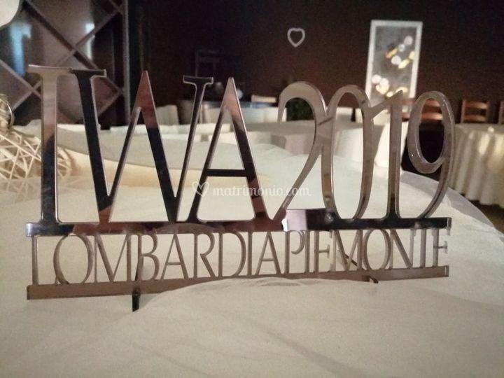 Italian Wedding Awards Premio