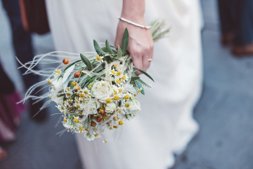 Real Wedding: Letizia & Wout