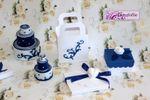 Set nozze in blu