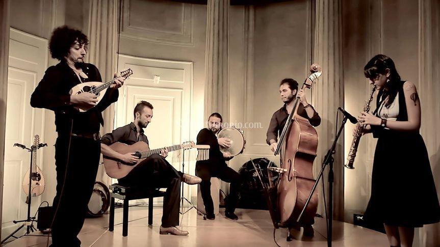 Concerto al Museo della musica