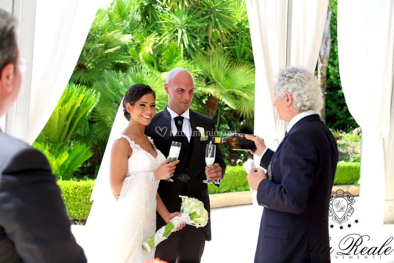 Brindisi con il Sommelier
