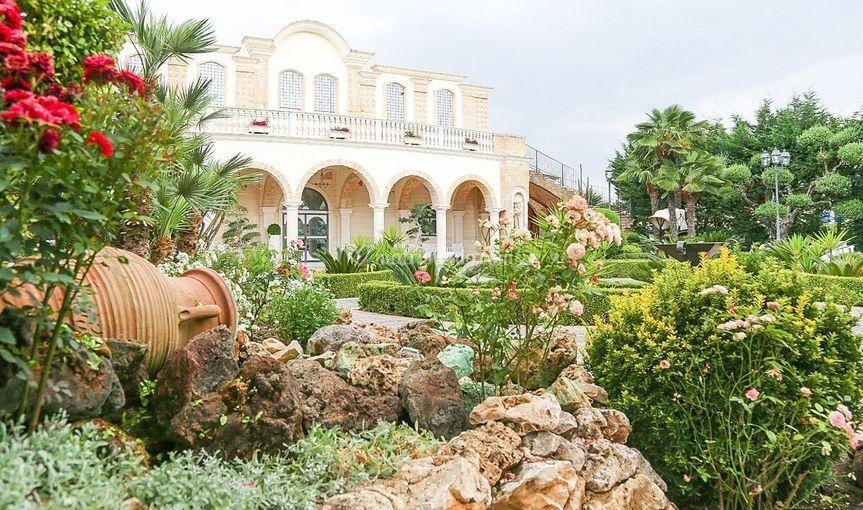 Giardino Fronte Sala