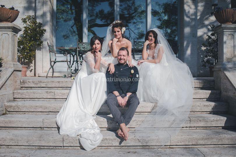 Chef Marco e le spose