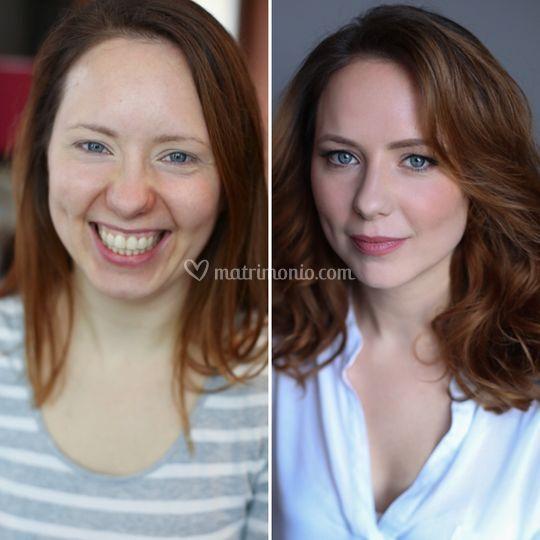 Irene Martoccia makeup