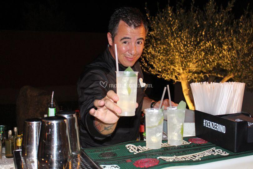 Bartender professionisti