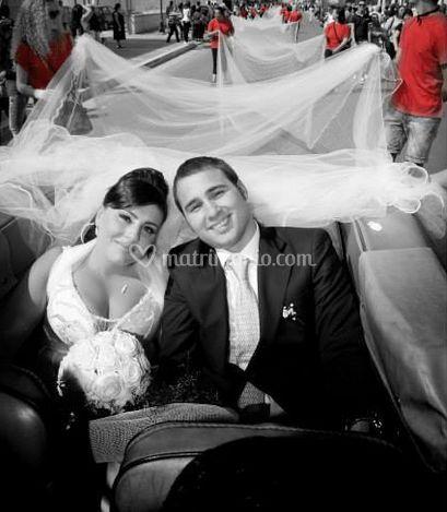 La sposa e lo sposo