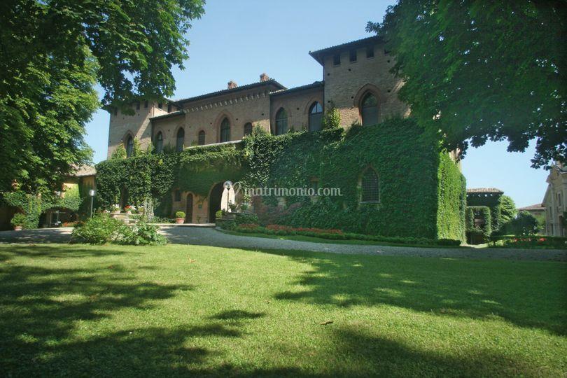 II Castello di Il Castello di San Gaudenzio
