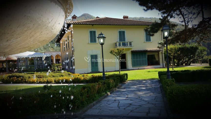 Fontana e Villa