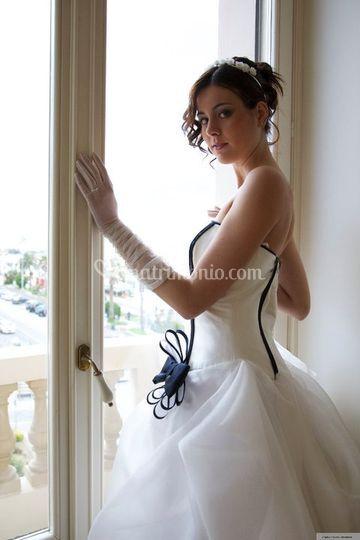 Make up sposa classico