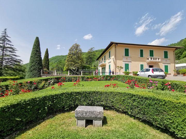 Villa e Giardini