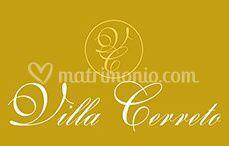 Villa Cerreto LOGO