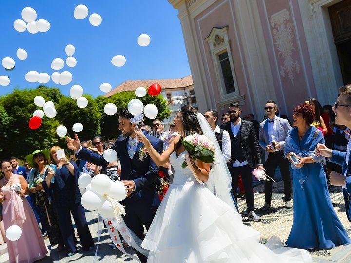 Matrimonio Chiesa di Coazze