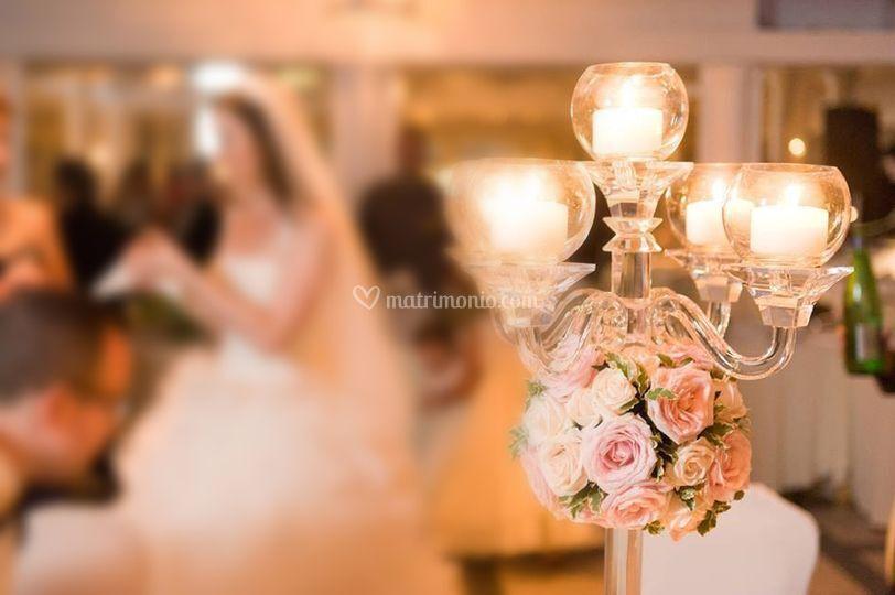 Preziosi arredi per una sposa
