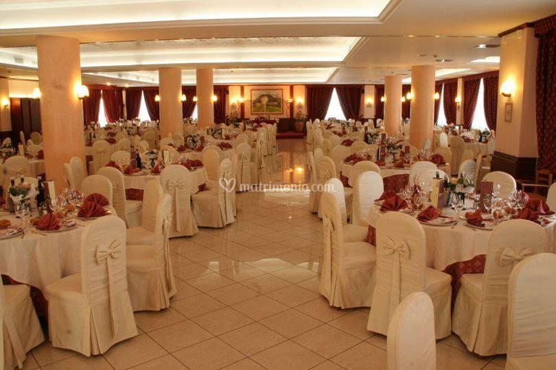 Sala Montecassino di Hotel Ristorante Al Boschetto