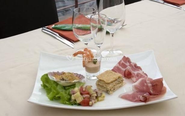 Al Capolinea: gastronomia
