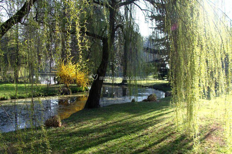 Primavera a Villa Tacchi