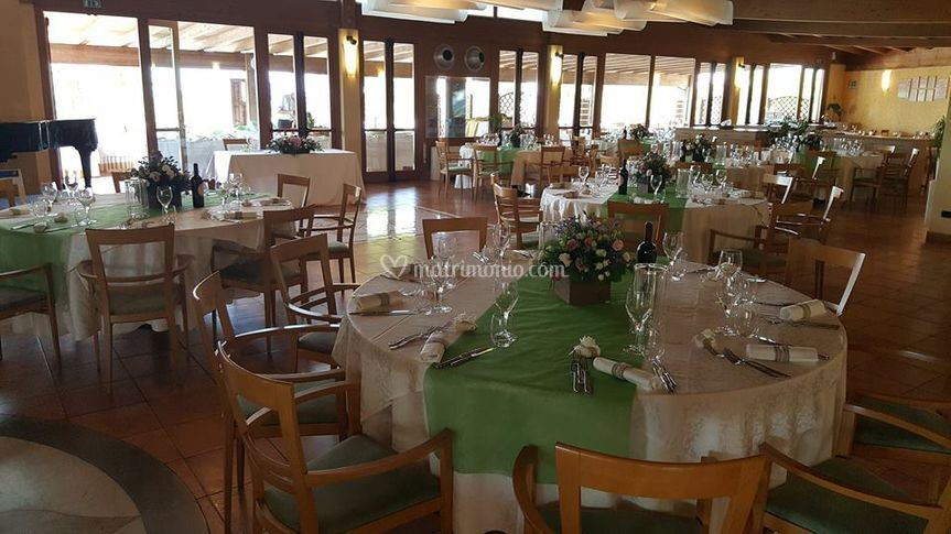 Sala pirlar di ristorante il pirl r parc hotel paradiso for Hotel paradiso milano