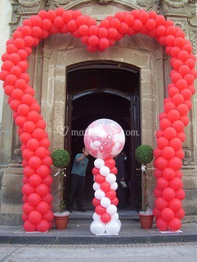 Balloon Art Chiesa