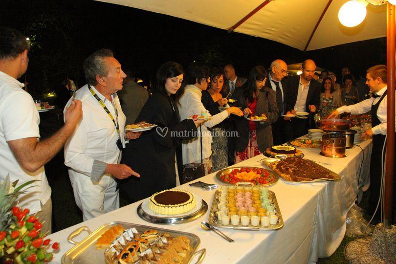 Gran Buffet di Dessert