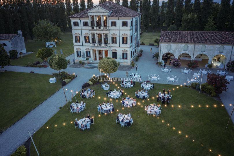 Vintage light Villa Pachierott