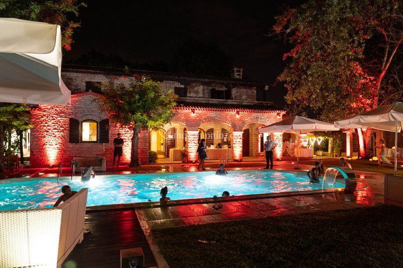 Light design Villa Bello