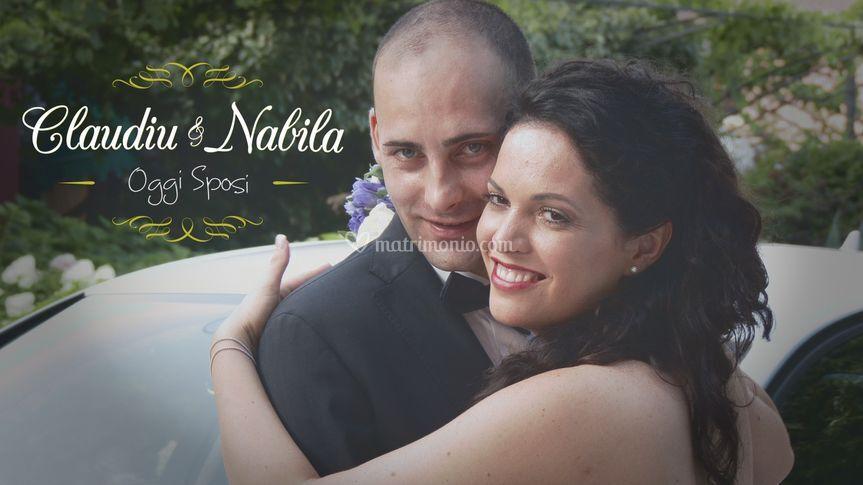 Claudiu e Nabila